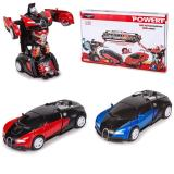 COCHES TRANSFORMER METAL EXP.12