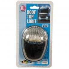 PILOTO 6 LED BLANCO 24 V