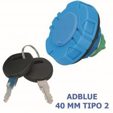 TAPON ADBLUE 40 MM MERCEDES
