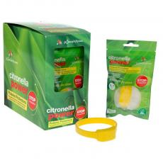 PULSERA CITRONELA POWER