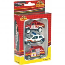 VEHICULOS SURTIDOS PACK 3 UD. (GUISVAL)