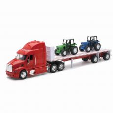 CAMION 1.32 PETERBILT CON 2 TRACTORES