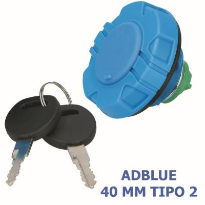 TAPON ADBLUE TIPO 2 40 MM OTH 12 UD./CAJA